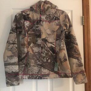 Brand new Fleece Camo Jacket